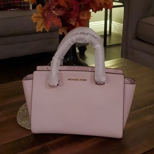 Michael Kors Selma statchel in color blossom